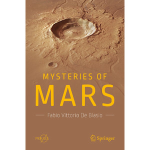 Springer Libro Mysteries of Mars