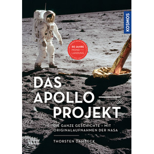 Kosmos Verlag Buch Das Apollo-Projekt