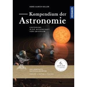 Kosmos Verlag Buch Kompendium der Astronomie