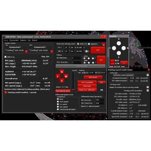 Alcor-System Montatura Direct Drive Nova 120