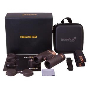 Levenhuk Binoculares Vegas ED 8x32
