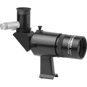 Orion Sucherfernrohr 9x50 mit Winkeleinblick und Bildkorrektur, beleuchtet