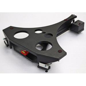 table équatoriale TS Optics EQ-Plattform für Dobson-Teleskope für 40° N/S