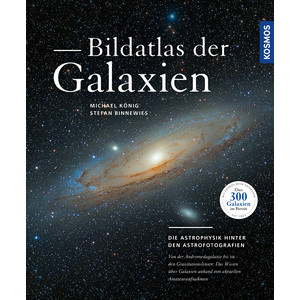 Kosmos Verlag Bildband Bildatlas der Galaxien