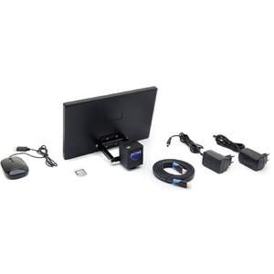 "Optika Fotocamera C-HESC, color, CMOS, 2 MP, 1/2.8"", HDMI, 11.5 Zoll Monitor"