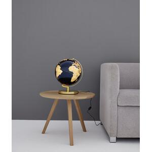 Globe emform Terra Aurum Light 24cm