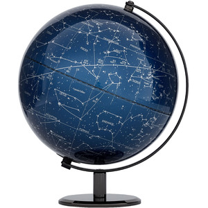 emform Globe Milky Way Blue Light 30cm