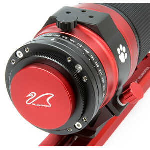 William Optics Refrator apocromático AP 51/250 RedCat 51 OTA
