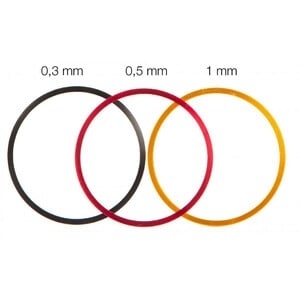 Baader Extension tube Fine-Adjustment Rings T2 0.3mm