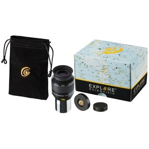 Explore Scientific Oculare 52° LER 10mm 1,25""