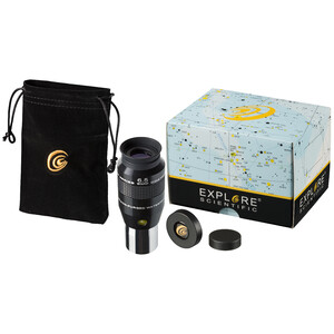 Explore Scientific Eyepiece 52° LER 6,5mm 1.25""