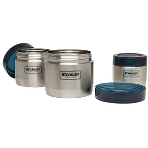 Stanley Adventure Steel Canister Set (3 pieces)