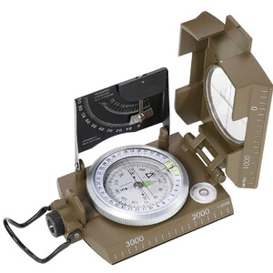 Herbertz hiking compass