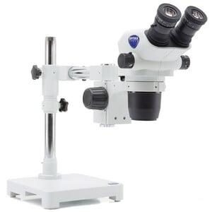 Optika Microscopio stereo zoom SZO-7  bino, 6.7-45x, überhängend, 1-Arm, ohne Beleuchtung
