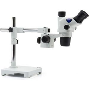 Optika Microscopio stereo zoom SZO-8 trino, 6.7-45x, überhängend, ohne Beleuchtung