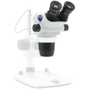 Optika Testa stereo SZO-B, bino, 6.7x-45x, w.d. 110 mm, Ø 23 mm, click stop