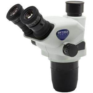 Optika Testa stereo SZO-T, trino, 6.7x-45x, w.d. 110 mm, Ø 23mm, click stop