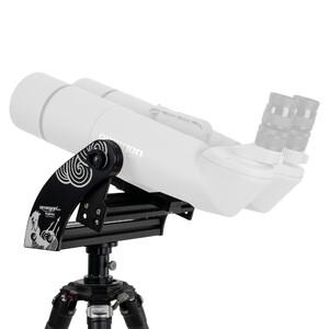 Omegon Montura de horquilla Pro Neptune de para binoculares grandes