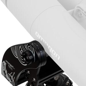 Omegon Pro Neptune Montagem de garfo para binóculos grandes