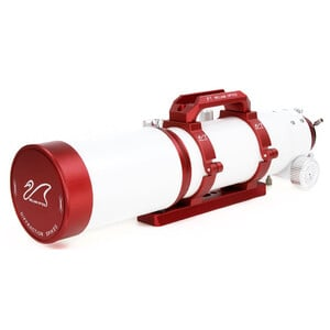 William Optics Refrator apocromático AP 81/559 ZenithStar 81 Red OTA