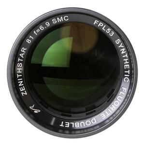 William Optics Apochromatischer Refraktor AP 81/559 ZenithStar 81 Red OTA