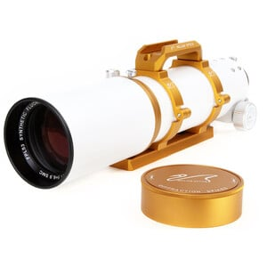 William Optics Apochromatischer Refraktor AP 81/559 ZenithStar 81 Gold OTA