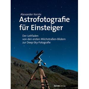 dpunkt Buch Astrofotografie für Einsteiger