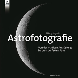 dpunkt Buch Astrofotografie