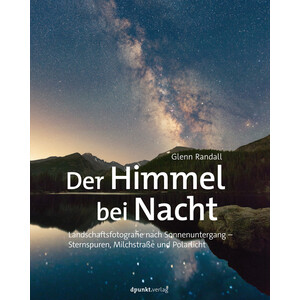 dpunkt Buch Der Himmel bei Nacht
