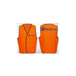 Nikko Stirling Jagdweste Orange (All Sizes)