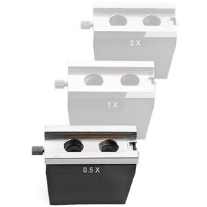Euromex Microscopio stereo BE.1802, bino, 5x, LED, w.d. 250 mm