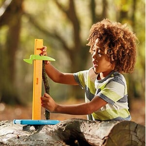 Learning Resources 5-in-1 Outdoor Measure-Mate