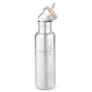 Swarovski Water bottle stainless steel 0,8l