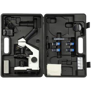 Omegon Microscopio VisioStar, 20x-1280x, LED