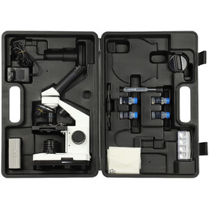 Omegon VisioStar Microscope 20x-1280x, LED