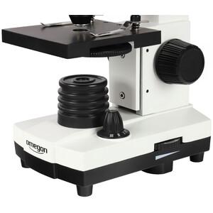 Omegon Microscope VisioStar, 20x-1280x, LED d'