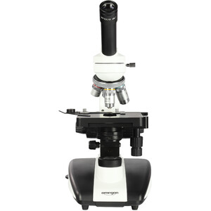 Omegon Microscope BioMon, 40x-1 000x, LED d'