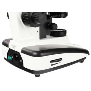 Omegon BioMon Microscope 40x-1000x, LED