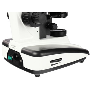Omegon Microscopio BioMon, 40x-1000x, LED