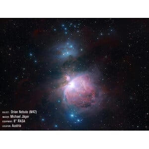 Celestron Telescope Astrograph S 203/400 RASA 800 CGX GoTo