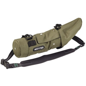 Opticron Bag Stay-on-Case for MM4 77 GA ED spotting scope 45° green