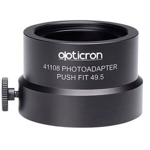 Opticron Photoadapter Push fit 49.5 for HDF T zoom eyepiece