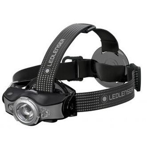 LED LENSER Headlamp MH11 grey