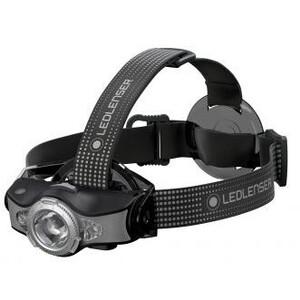 LED LENSER Lampada frontale MH11 grey