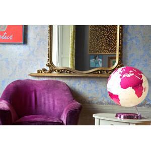 Räthgloben 1917 Globe Light&Colour Hot Pink 30cm