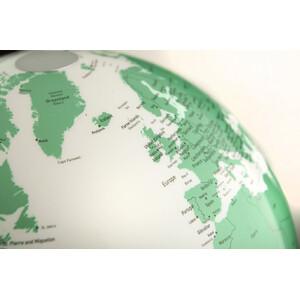 Globe Räthgloben 1917 Light&Colour Hot Green 30cm