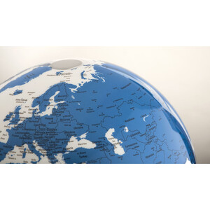 Globe Räthgloben 1917 Light&Colour Hot Blue 30cm
