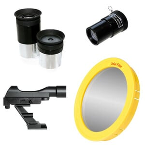 Télescope Bresser N 150/750 Pollux EQ3