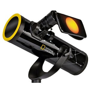 National Geographic Telescopio N 76/350 Solar AZ
