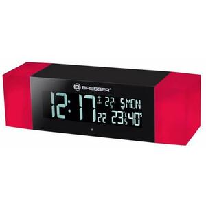 Bresser FM Radio clock with light and bluetooth